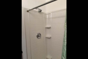 Adirondack Lodge Shower